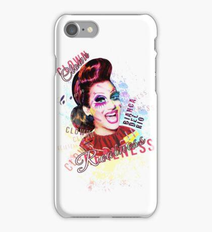 Clown Realness  iPhone Case/Skin