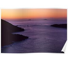 Dawn from South-west Point Poster