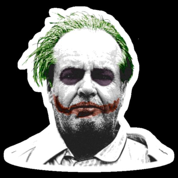 Joker Nicholson by Kyle Schwab