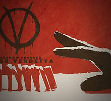 V for Vendetta by RellikJoin
