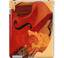Double Bass iPad Case/Skin