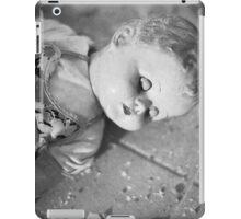 Broken doll p1 iPad Case/Skin