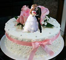 The Ultimate Wedding Cake Topper by John Carpenter