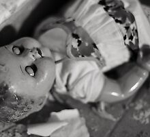 Broken doll p2 by Jacqueline Moore
