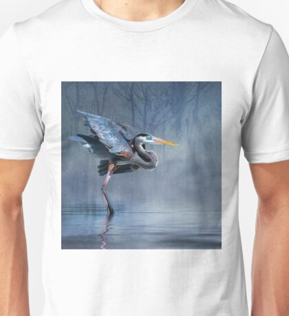Leaving The Lake Unisex T-Shirt