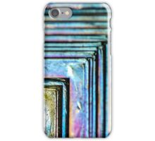 Abstract Bismuth iPhone Case/Skin