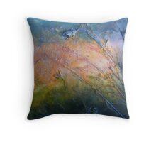 Grass Inspiration I Throw Pillow