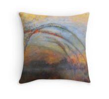 Grass Inspiration III Throw Pillow