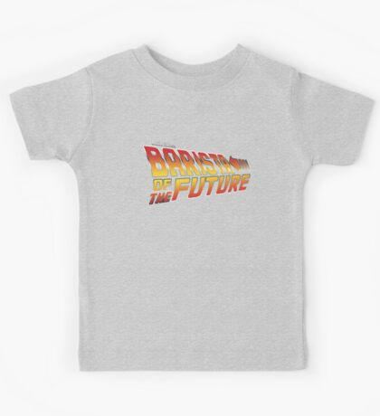 Barista of the future Kids Tee