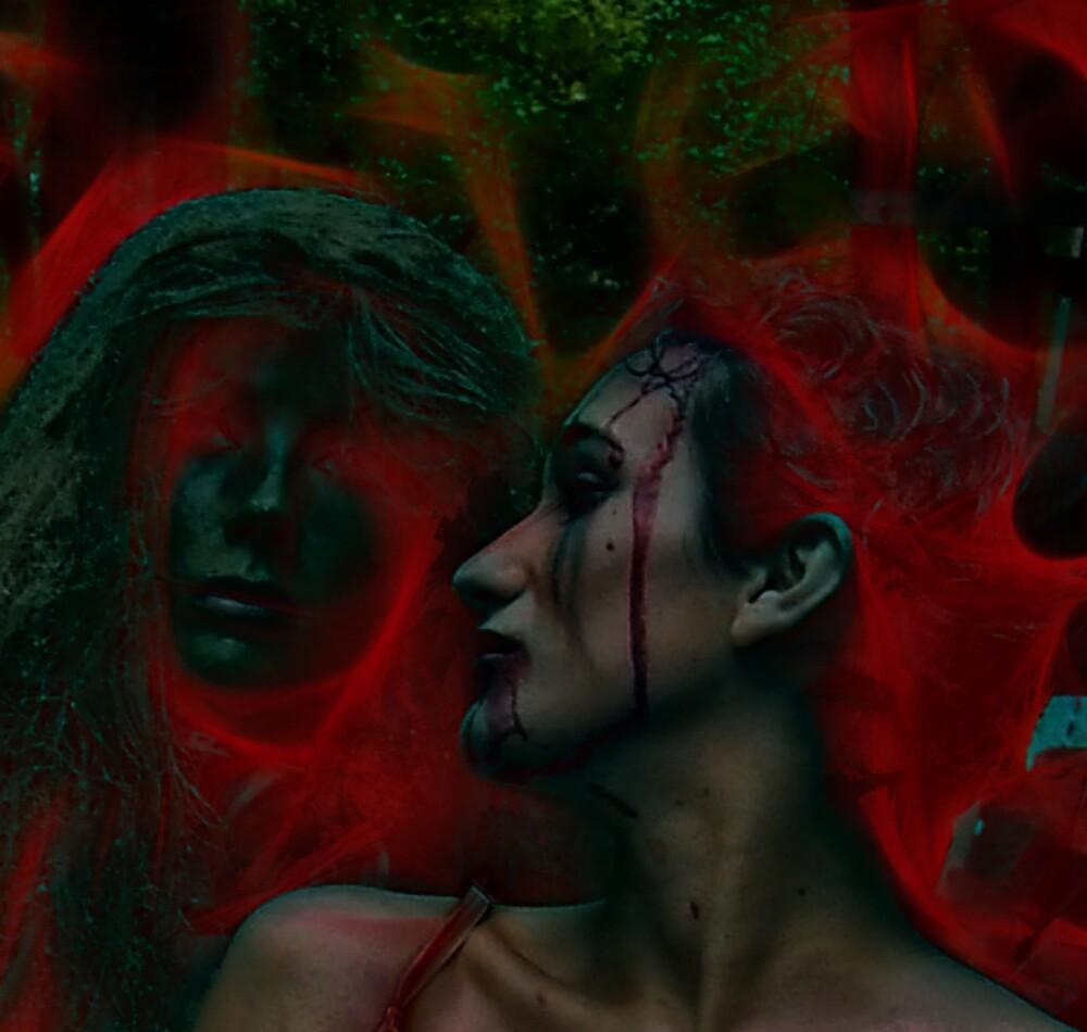 creepy holloween by mooreno