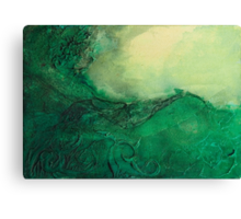 In Flow Canvas Print