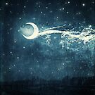 Moon River  by Paula Belle Flores