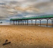 Lytham St Anne's Pier by eddiej