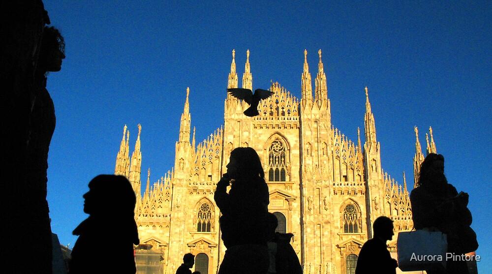 MILANO-DUOMO 2 by Aurora Pintore