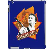 HOMME2 iPad Case/Skin