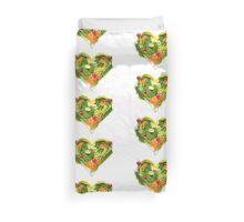 Heart of vegetables! SALE! Duvet Cover