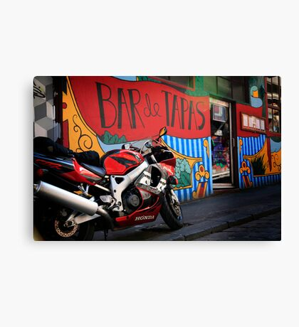 movida Canvas Print