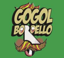 Gogol Bordello - Tarantara Kids Tee
