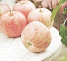 Garden apples by Artmassage