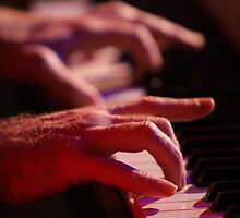 hands / Liam O'Maonlai / Hothouse Flowers by david gilliver