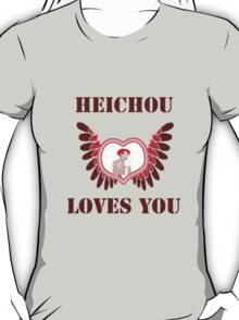 Heichou Loves you T-Shirt