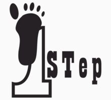 First Step by amink