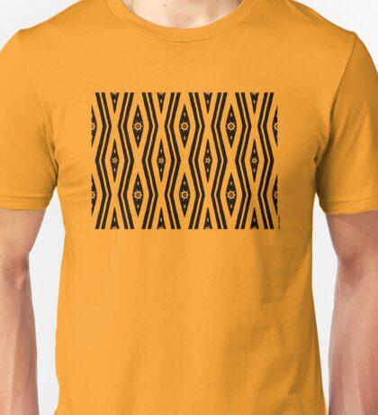 Bardi dancers / Back In Black - 2 Unisex T-Shirt