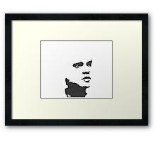 Joe Walker Framed Print