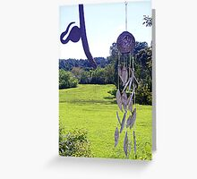 Country chime Greeting Card