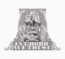 In GRODD We Trust Baby Tee