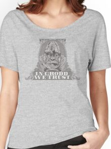 In GRODD We Trust Women's Relaxed Fit T-Shirt
