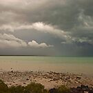 storm at roebuck bay  by Elliot62