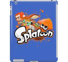 Splatoon - Inkling  iPad Case/Skin