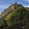 Edinburgh Castle by Yonmei