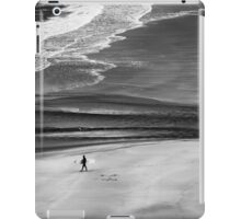 The Surfer iPad Case/Skin