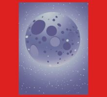 Abstract night sky 2 Kids Clothes