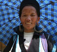 Hmong Woman by styles