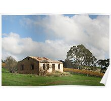 Abandoned Home Poster