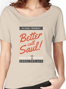 Better Call Saul | Breaking Bad Women's Relaxed Fit T-Shirt