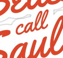 Better Call Saul | Breaking Bad Sticker