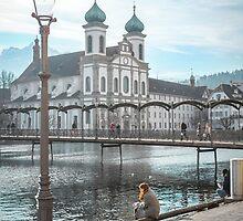 Swiss City by Marsstation