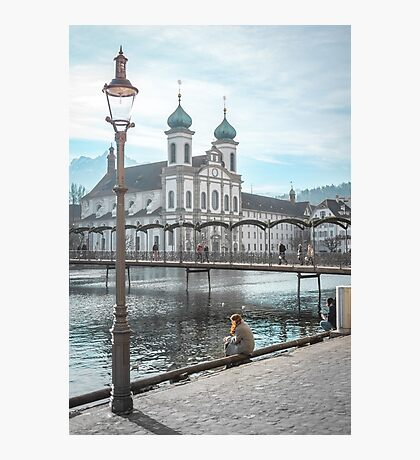 Swiss City Photographic Print