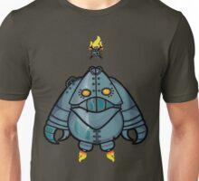freaky robots Unisex T-Shirt