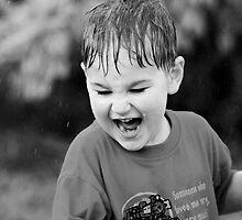 Laughter by Kellie Metcalf