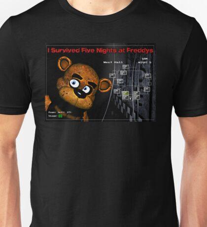 Five Nights at Freddy's Survivors T-Shirt Unisex T-Shirt
