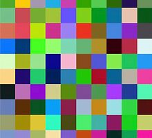 Color Squares 11 by RubenW