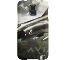 F-4 Phantom Fighter Jet Samsung Galaxy Case/Skin