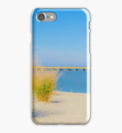 Stinky Beach - Ocean City, Maryland iPhone Case/Skin