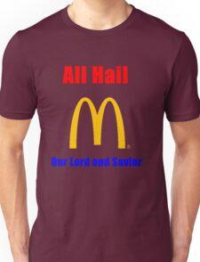All Hail the big M Unisex T-Shirt