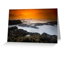Cabo Raso, Portugal Greeting Card